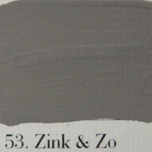 'l Authentique krijtverf 53. Zink & Zo