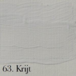 'l Authetique krijtverf 63. Krijt