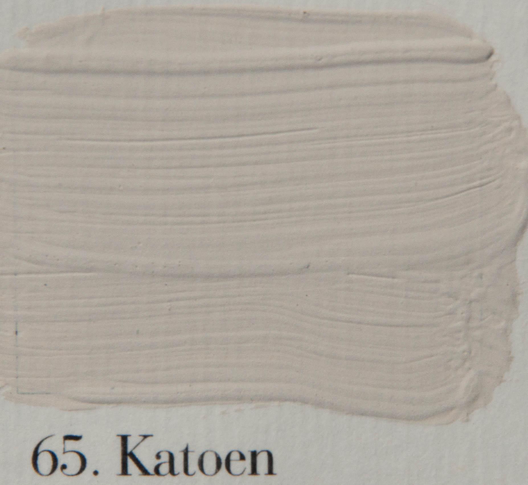 'l Authentique krijtverf 65. Katoen