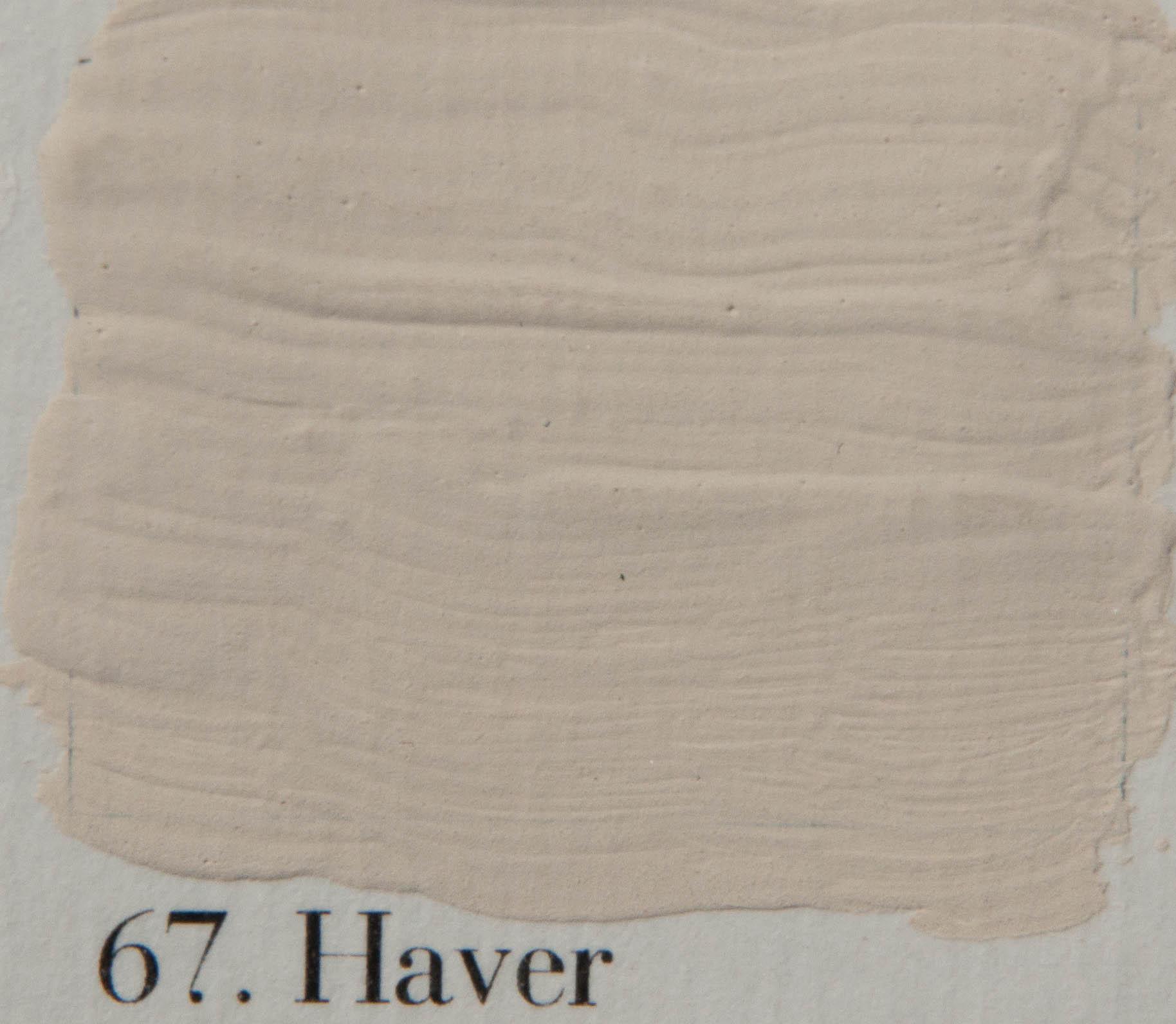 'l Authentique krijtverf 67. Haver