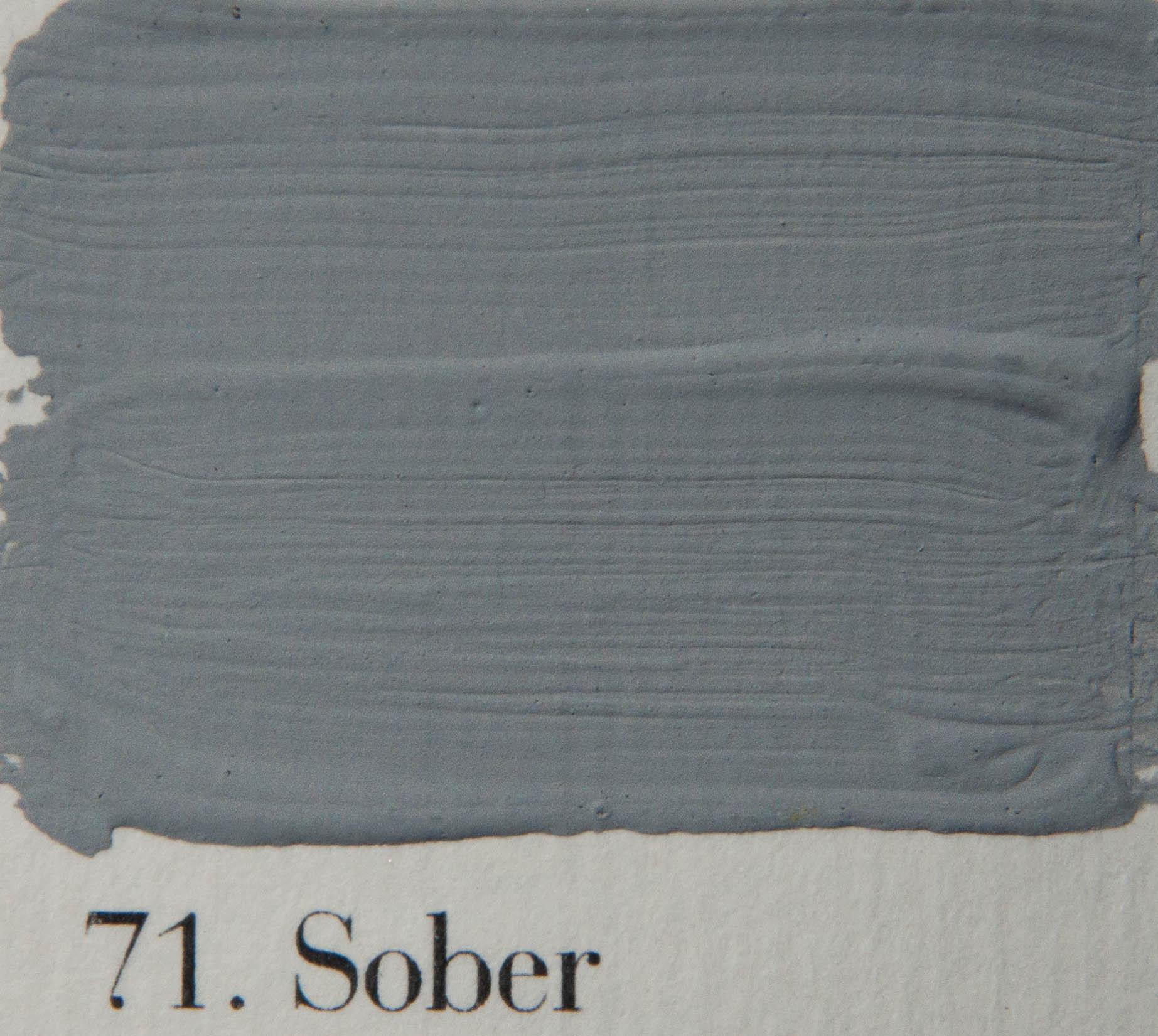 'l Authentique krijtverf 71. Sober
