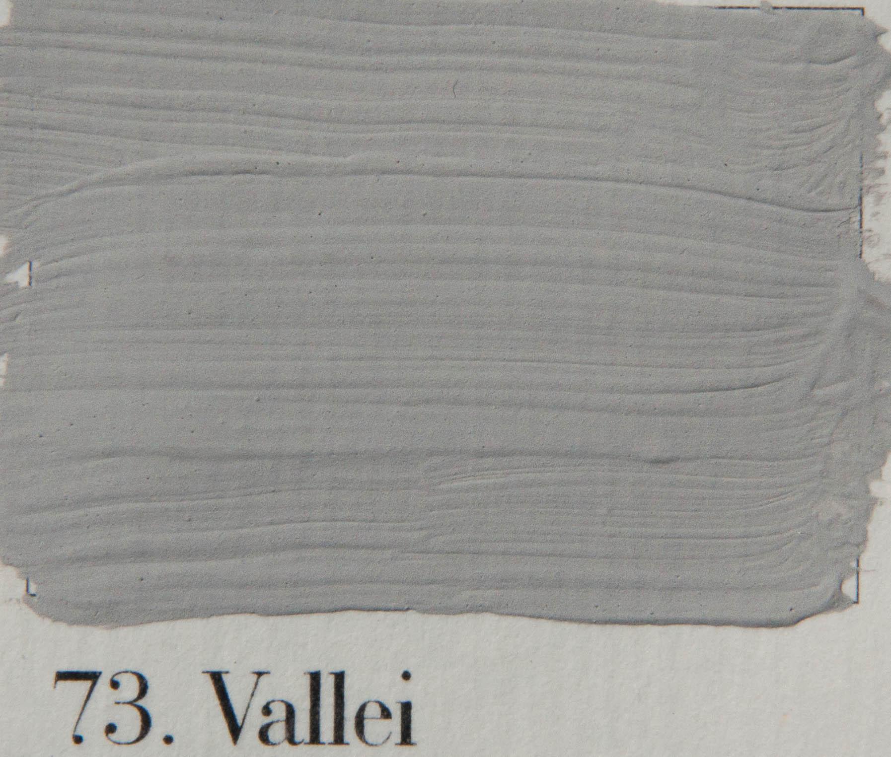 'l Authentique krijtverf 73. Vallei