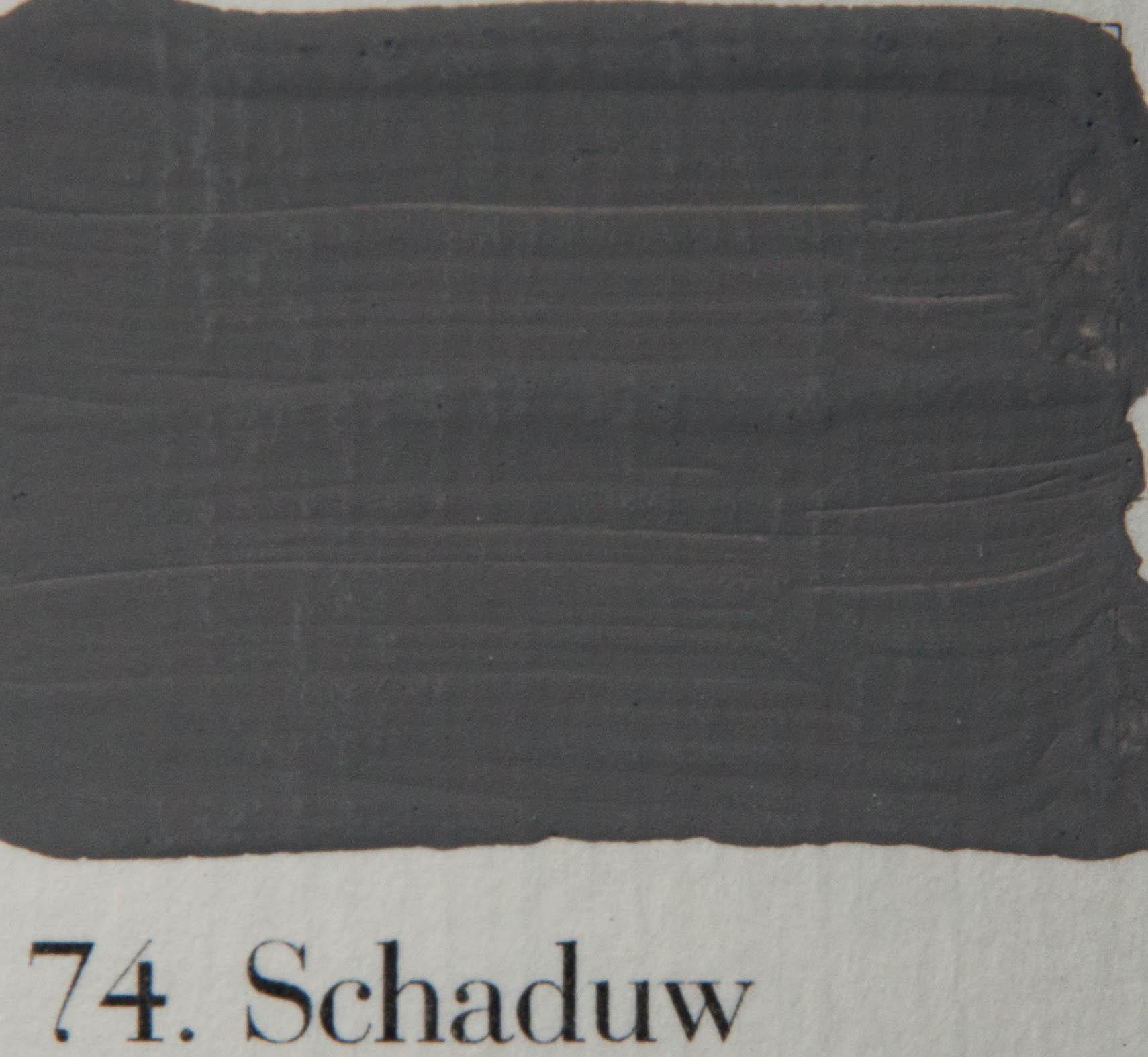 'l Authentique krijtverf 74. Schaduw