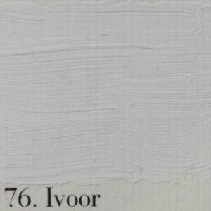 'l Authentique krijtverf 76. Ivoor