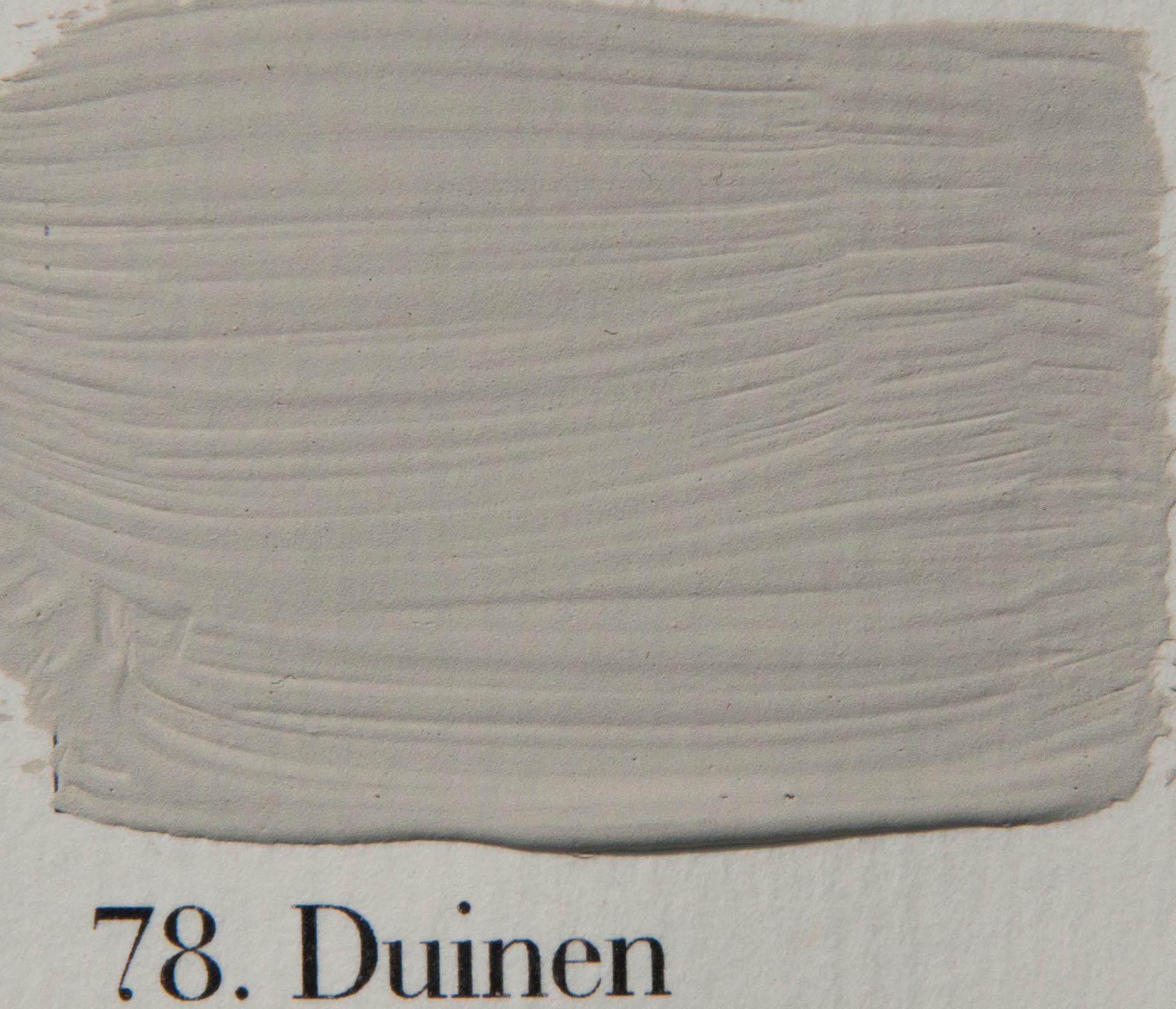 'l Authentique krijtverf 78. Duinen