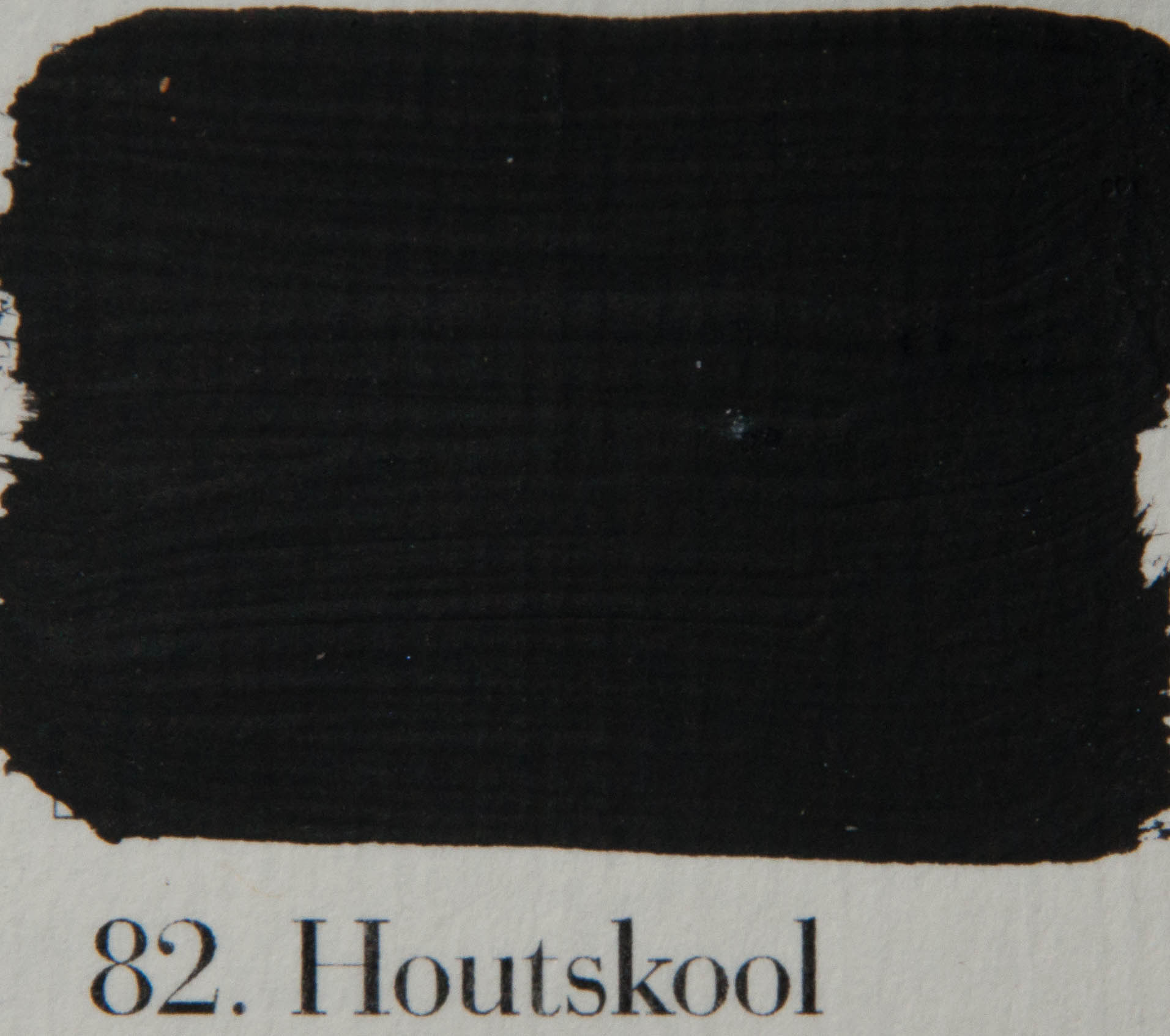 L 'Authentique kalkverf 82. Houtskool