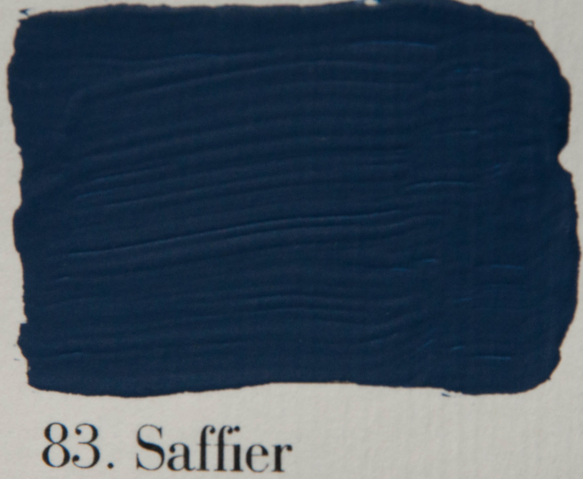 'l Authentique krijtverf 83.Saffier