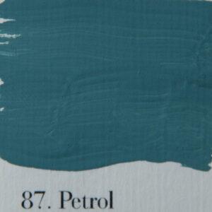 'l Authentique krijtverf 87. Petrol