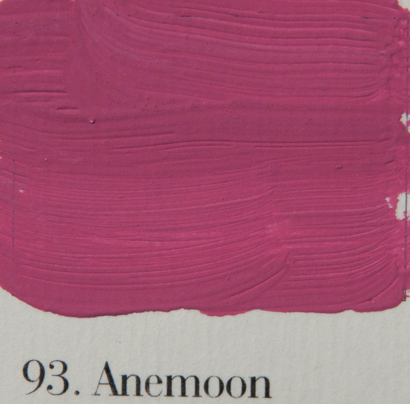 'l Authentique krijtverf 93. Annemoon