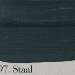 'l Authentique krijtverf 97. Staal