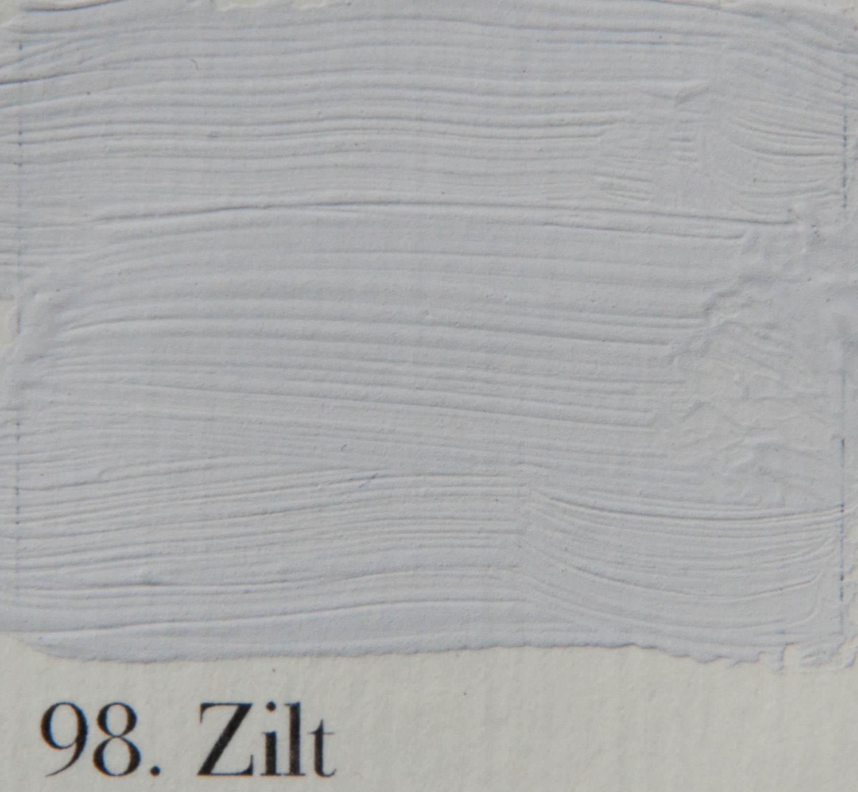 'l Authentique krijtverf 98. Zilt