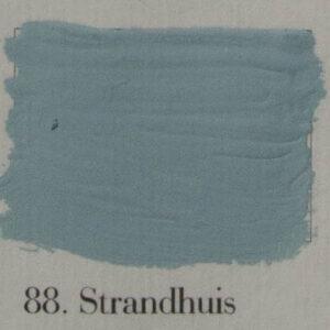 'l Authentique kleur 88 Strandhuis