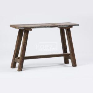 Hoffz houten bankje 't Maaseiker Woonhuys
