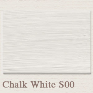 Painting the Past Chalk White S00 't Maaseiker Woonhuys