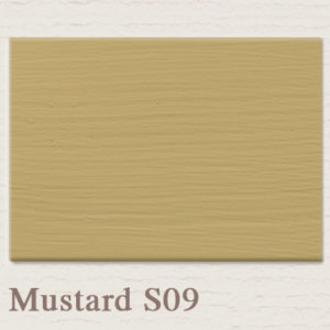 Painting the Past Mustard S09 't Maaseiker Woonhuys