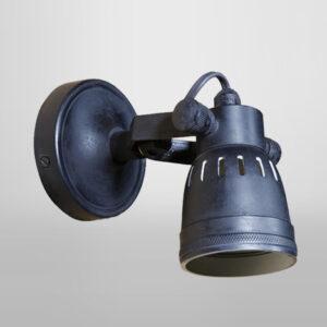 wandlampje industrieel 't Maaseiker Woonhuys