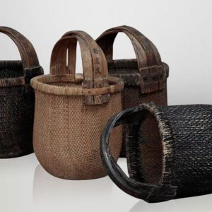 Reed basket 't maaseiker Woonhuys