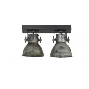 Plafond/wandlamp 2 spots 't Maaseiker Woonhuys