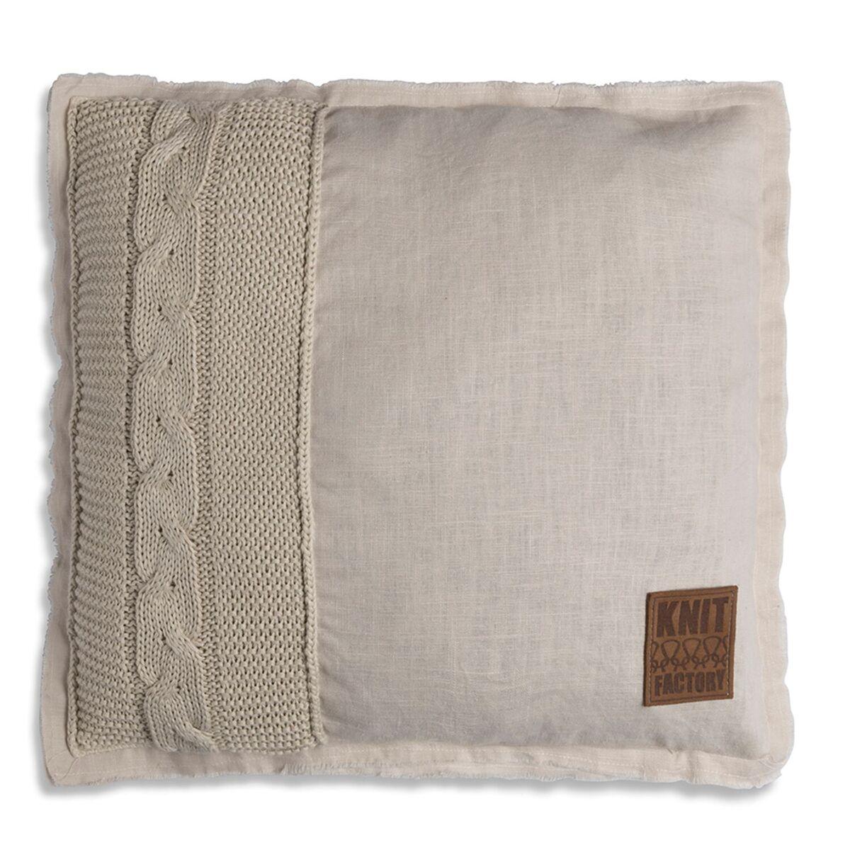 Knit Factory kussen Jill 't Maaseiker Woonhuys