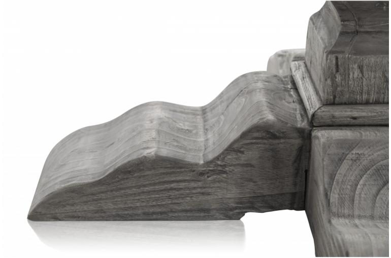 kloostertafel rond model 't Maaseiker Woonhuys
