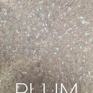L'Authentique betonlookverf kleur Plum 't Maaseiker Woonhuys
