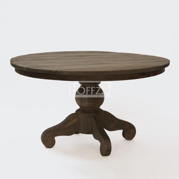 Hoffz ronde Franse tafel 't Maaseiker Woonhuys