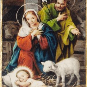 Sid Dickens T455 Nativity 't Maaseiker Woonhuys