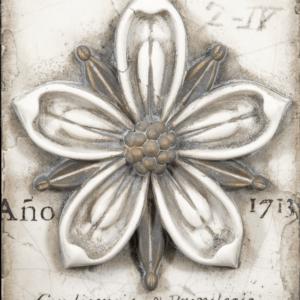 Sid DickensT449 Cosmopolitan Flower 't Maaseiker Woonhuys
