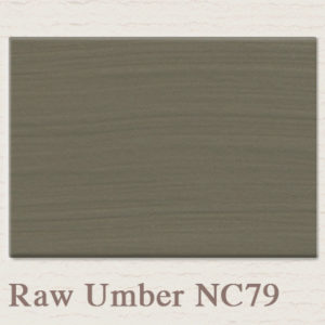 Painting the Past Raw Umber NC79