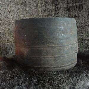 Oude schaal/ pot Hoffz 't Maaseiker Woonhuys