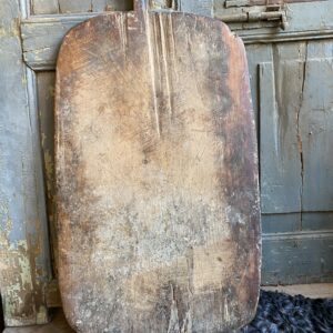 Hoffz antiek oude broodplank 't Maaseiker Woonhuys