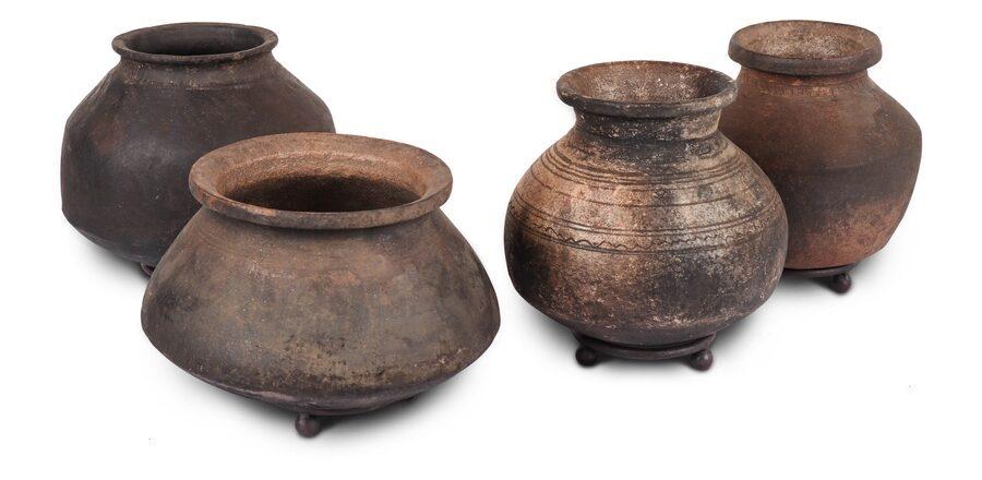 pot aardewerk 't Maaseiker Woonhuys