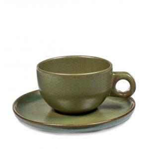 Surface cappuccino tas 't Maaseiker Woonhuys