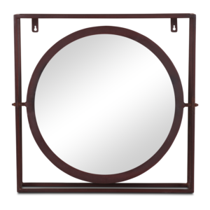 Industriele spiegel 't Maaseiker Woonhuys
