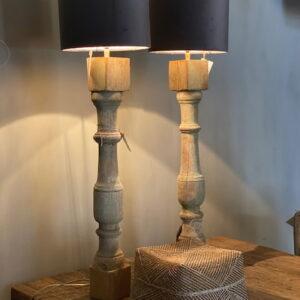 Aura Peeperkorn balusterlamp 't Maaseiker Woonhuys